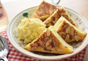 식빵요리 고구마 프렌치토스트