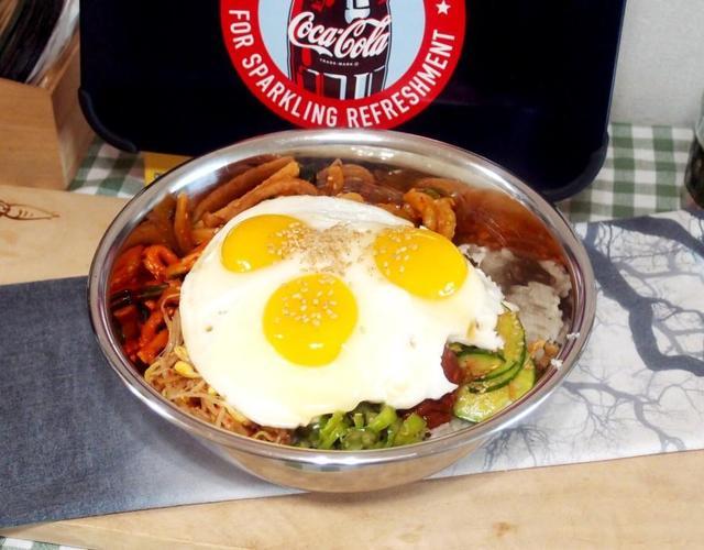 꼬막비빔밥
