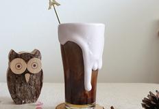 대만 85도씨 카페 소금커피 (씨쏠트 커피) 만들기 홈카페 레시피