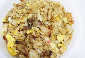 베이컨볶음밥 만들기 - 간단 한그릇 요리