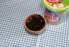 육수용 다시마 활용 요리 / 다시마 날치알 무침
