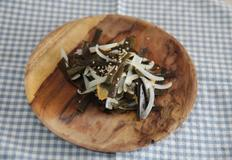 육수용 다시마 활용 요리 / 다시마 볶음