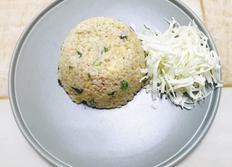 달걀 볶음밥 만들기 : 고슬고슬 황금 볶음밥
