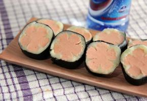 스팸 감자 김밥 / Spam Potato gimbap