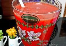 건강간식~홈메이드 토마토주스 만들기!