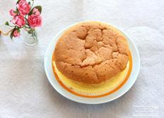 마스카포네 치즈로만 수플레 치즈케이크 만들기