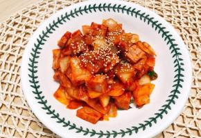 [햄 야채볶음 /햄 요리] 간단한 안주 만들기 :)