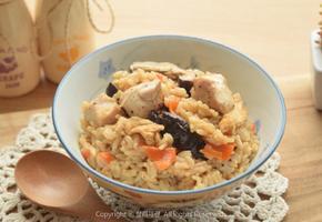 닭가슴살요리 닭고기유부밥