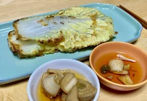 배추전 비가 오면 꼭 먹어줘야 하는 배추전 쉽게 만들기 | Cabbage Pancakes