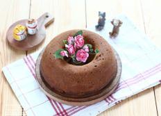 크랜베리 마스카포네 치즈 케이크