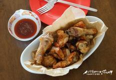 에어프라이어로 오븐구이 치킨 만들기