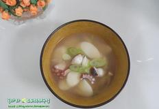 가정간편식/문어떡국