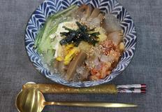 수미네반찬 도토리묵밥