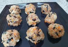 [간편가정식]날치알 주먹밥 만들기