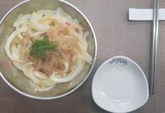 [가정간편식] 해파리냉우동