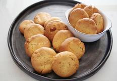 핫케이크가루로 만든 단호박쿠키