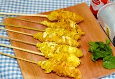 발리 길거리 음식 재현 : 계란 요리 (뚤루 굴룽) / Telur Gulung