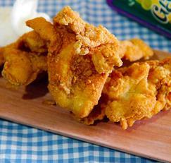 레시피 없어서 못 만드는 닭 껍질 튀김 : KFC 닭 껍질 튀김 / fried chicken skin