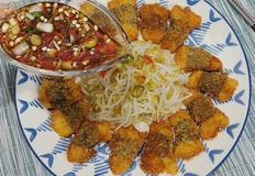[가정간편식, 간편식상품화] 생선까스 숙주냉채