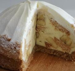 노 오븐, 초간단 핵꿀맛 #단지바나나크림파이 | 바나나맛우유 마이테이스트