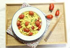 토마토 달걀복음 초 간단메뉴