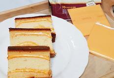 3층치즈로 더욱 풍미있고 맛있는 치즈 카스테라 만들기