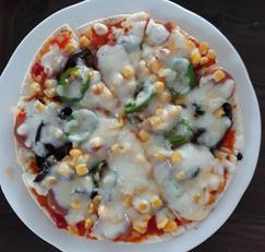 집에서 간단하게 피자만들기~냠냠