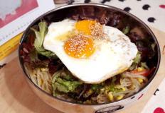 #비빔밥만들기 #간단한냉파요리 #우렁쌈장비빔밥