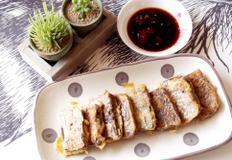 #수미네반찬 #도토리묵요리 #도토리묵전만들기 #색다른 도토리묵요리 쫀득쫀득한 식감이 바로 해서 한입!!!