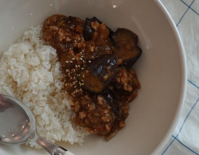 마파가지덮밥