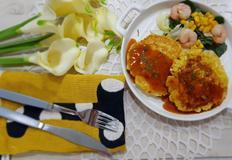 ♥[신혼밥상] 담백의 끝판왕 두부스테이크