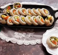 참치마요 김밥 맛있게 싸는법