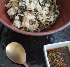 한 그릇 요리, 시래기밥 만드는 법