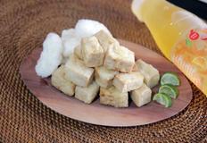 인도네시아 두부요리 : 따후 고렝안