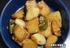 감자조림 만드는 법 - 간단 감자요리