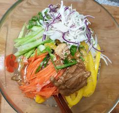 중국식마장면