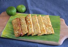 인도네시아 발효음식 : 템페 요리 / 템페 튀김