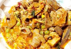 #내장볶음 #돼지모둠내장요리 #마라내장볶음만들기 #마라의 특유의 매콤한 향과 맛에 고소하고 쫄깃한 내장이 만났다!!
