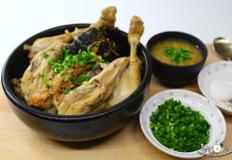 이겨내자 더위! 삼계탕 끓이는법 여름 보양식 토종닭백숙!