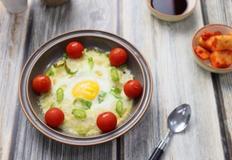 계란 버터 간장밥, 계란요리, 에어프라이어 요리