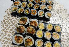 ♥[신혼밥상] 평범한 김밥은 가라