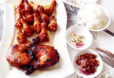 #에어프라이어 #닭봉구이 #훈제닭다리구이만들기 #집에서 에어프라이어로 간단하게 치킨파티!!