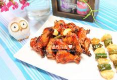 닭봉간장조림 레시피, 에어프라이어 없이 닭봉요리