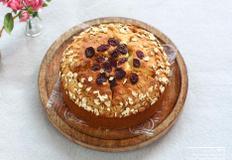 모과청 멥쌀 케이크