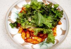#통인시장식 #기름떡볶이만들기 #천연조미료를 넣어서 좀더 감칠맛나게 만든 기름떡볶이!!!
