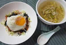★밥이 보약! 여름보양식 콩나물밥