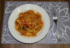 맛있고 간단한 토마토파스타