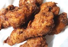 완전 초간단 바삭바삭 닭봉튀김