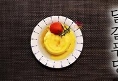 달콤 촉촉 달걀 푸딩 만들기, 만드는 법 ( 부드러운 달걀 요리 기본 원리 )