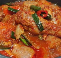 여름보양식 닭 볶음탕 만드는 법